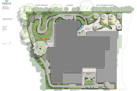 Altersresidenz-Landschaftsarchitektur-Hugo-Mendel-Konzeptplan