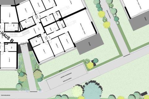 Wohnüberbauung-Brauereiweg-Jona-Landschaftsarchitektur-Ausschnitt1-kl